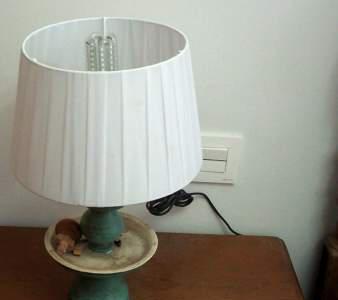 Juego de lamparas vintage para habitacion