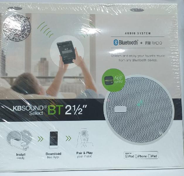 Kit sistema de audio kbsound select bt 2 1/2,