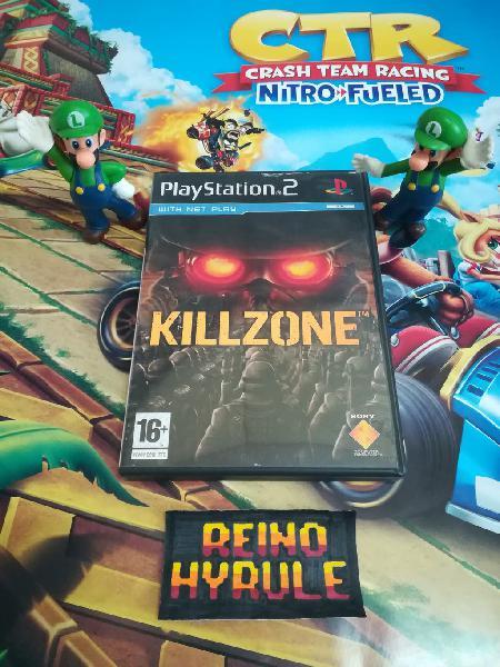 Killzone. ps2 ps ps1 psx psone playstation