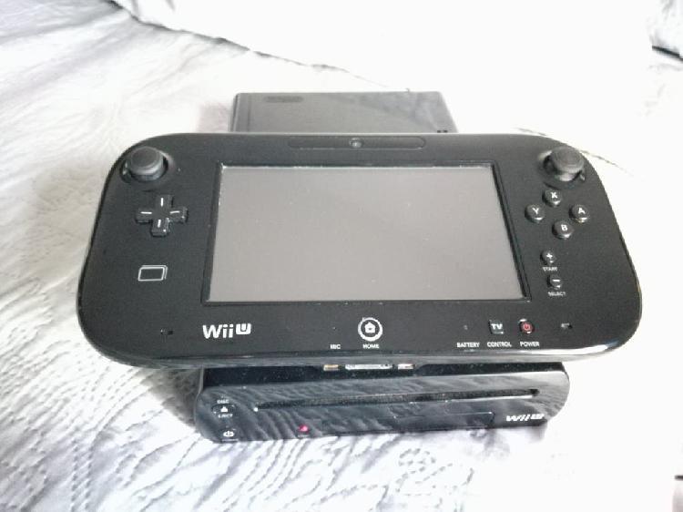 Nintendo wii u 32 gb+ gamepad