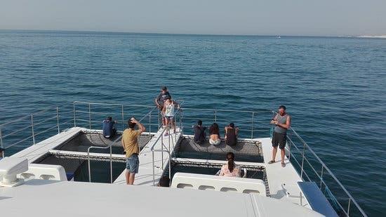 Paseo en barco+consumición