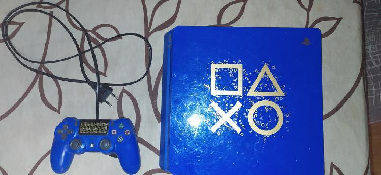Playstation 4 slim edición days of play 500gb