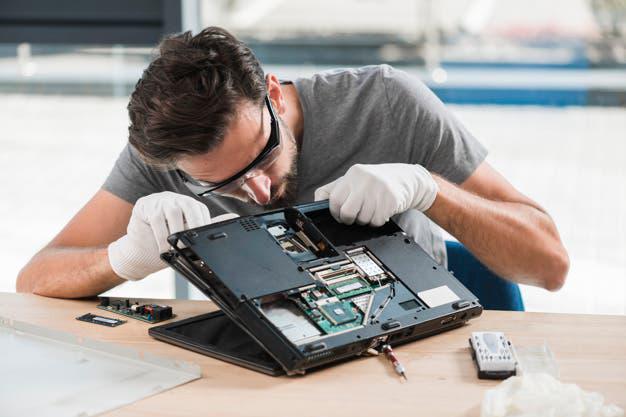 Reparación ordenadores