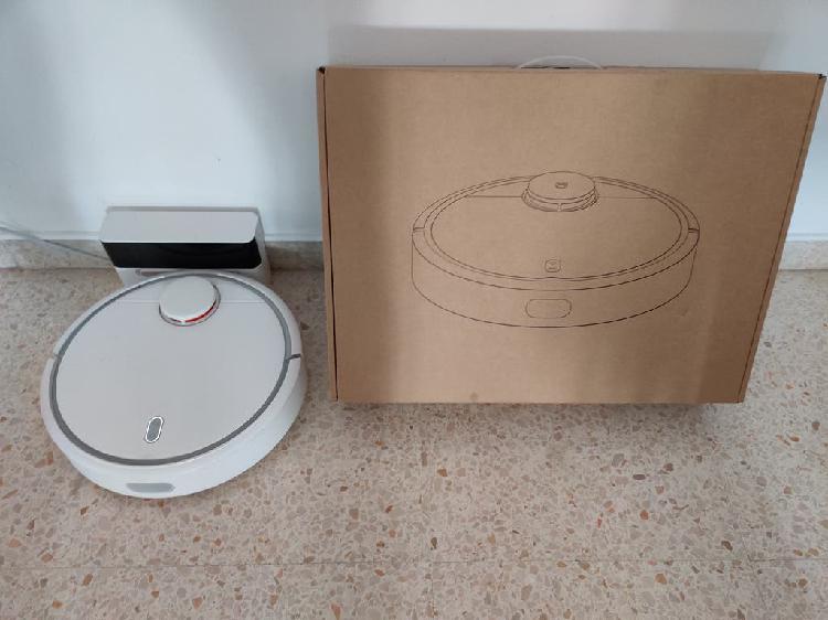 Robot aspirador xiaomi vacuum