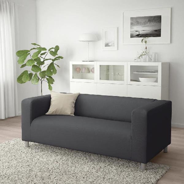 Sofa de dos plazas klippan ikea