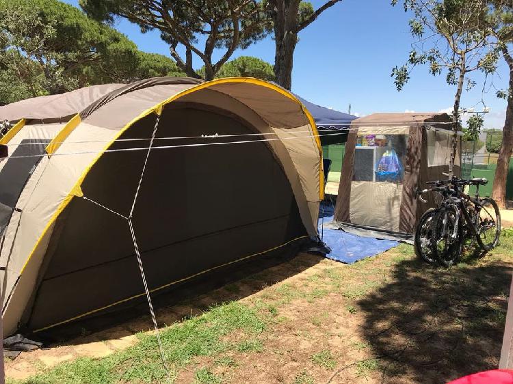 Tienda de campaña quechua t6.2 xl air