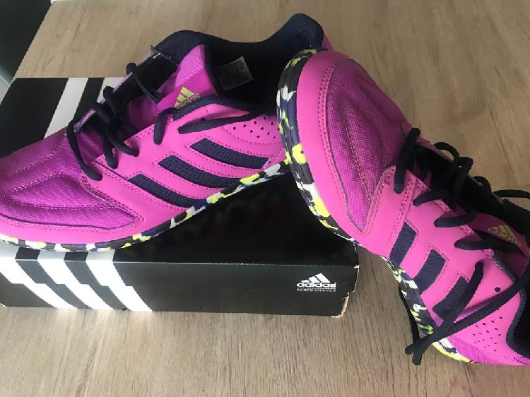 Zapatillas adidas fútbol sala usadas 1 vez