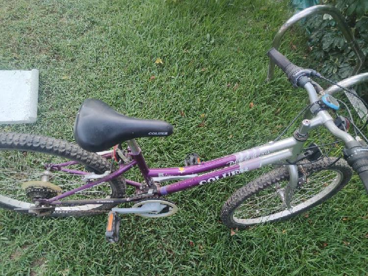 Bici semi nueva ocasión 24 pulgadas