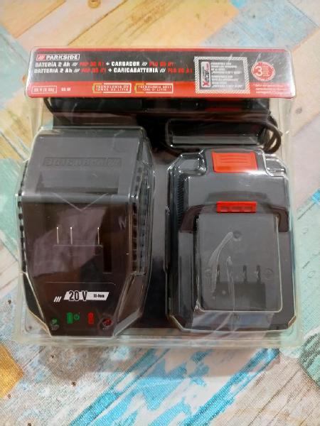 Cargador y bateria