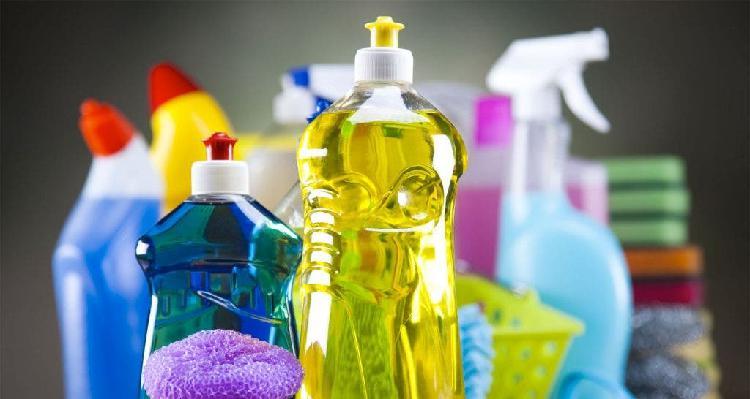 Chica española cuidado de niños/limpieza