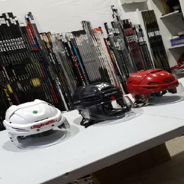 Hockey casco hielo/inline