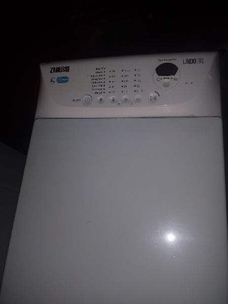 lavadora carga superior de 6 kg