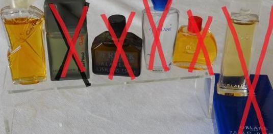 166/167 - miniaturas de perfumes pacoma.