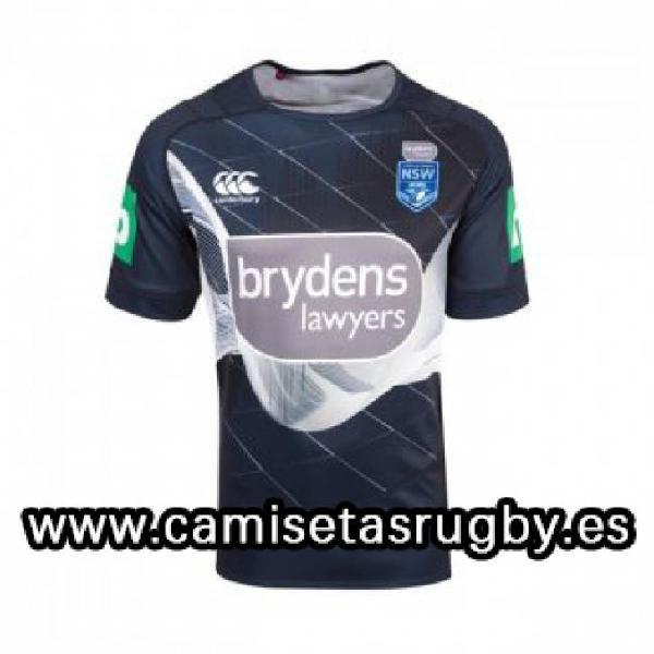 Camiseta nsw blues rugby 2018 entrenamiento