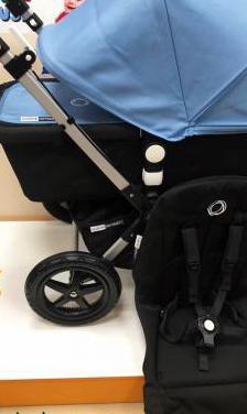 Carro bugaboo cameleon 3 ice blue garantía