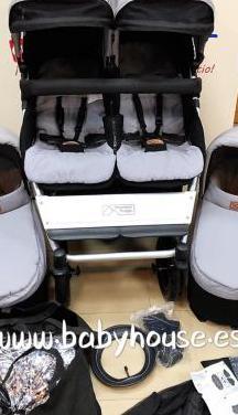 Carro gemelar mountain buggy duet 3.0