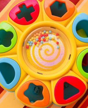 Juguete juguettos encajables