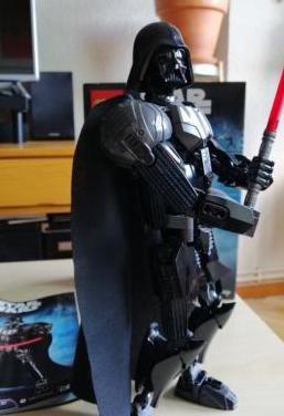 Lego star wars figura darth vader