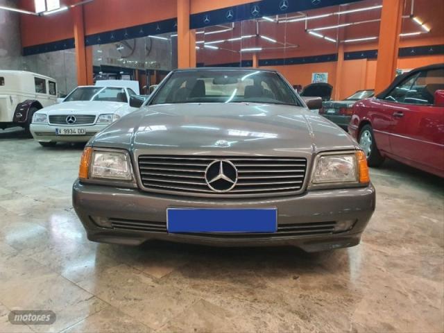 Mercedes sl sl 500 de 1994 con 168.000 km por 16.900 eur. en