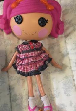 Muñeca lalaloopsy. precio nueva 25