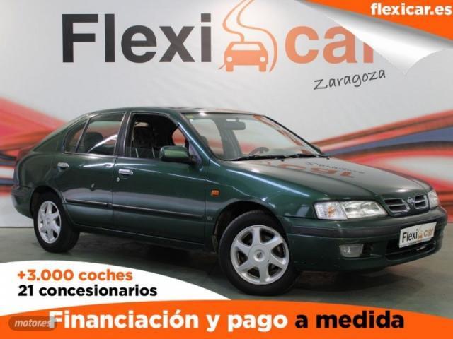 Nissan primera 1.6 gx de 1999 con 225.000 km por 1.800 eur.