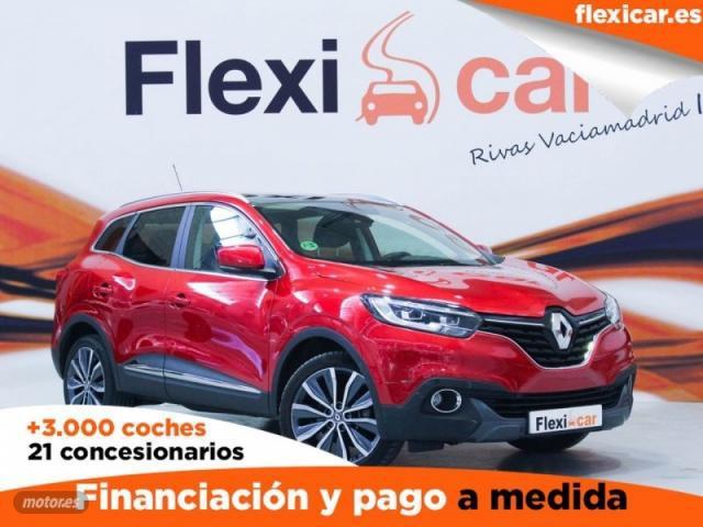 Renault kadjar xmod energy dci 96kw 130cv de 2016 con 53.785