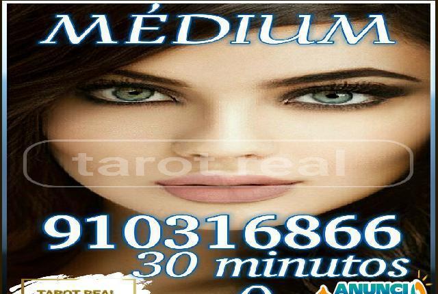Tarot real 30 minutos 9 euros videncia y médium - madrid