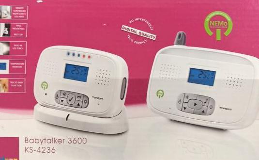 Topcom intercomunicador digital