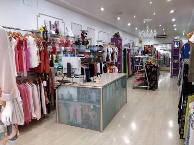 Traspaso tienda de moda en vilafranca del penedés