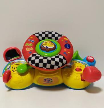 Volante juguete bebe