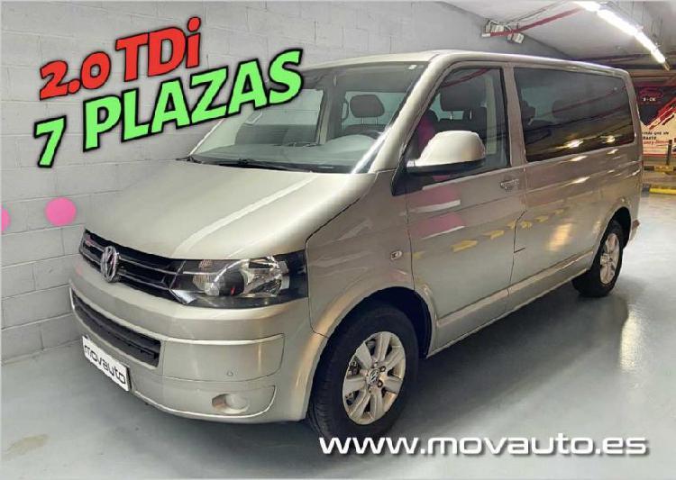 Volkswagen multivan 2012 diesel 114cv