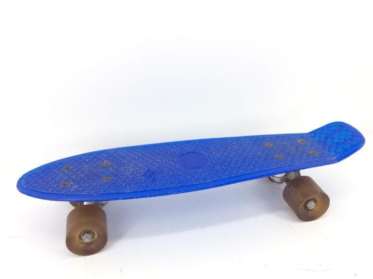 Monopatin juguettos azul