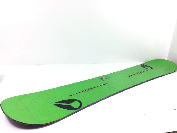 Snowboard burton verde