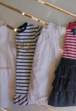 Vestidos bebé 12 a 18 meses