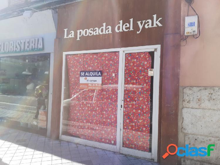 Local alquiler junto plaza san miguel