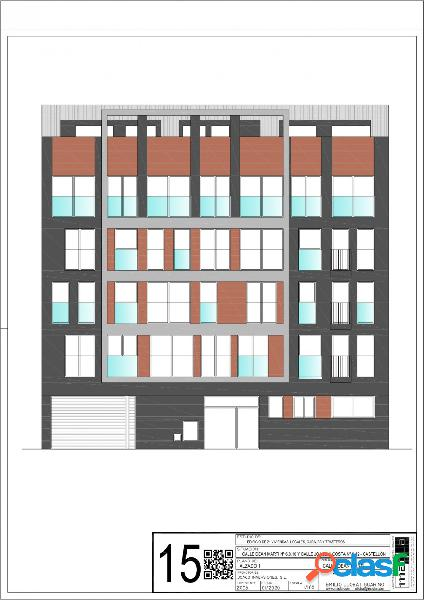 Nueva promoción de viviendas de 2, 3, 4 habitaciones, dúplex con grandes terrazas