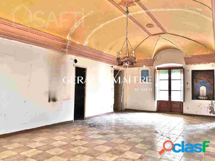 Gran casa del siglo XIX en buen estado para rehabilitar con terreno y olivar en un pueblo con encanto d'Alt Emporda. 2