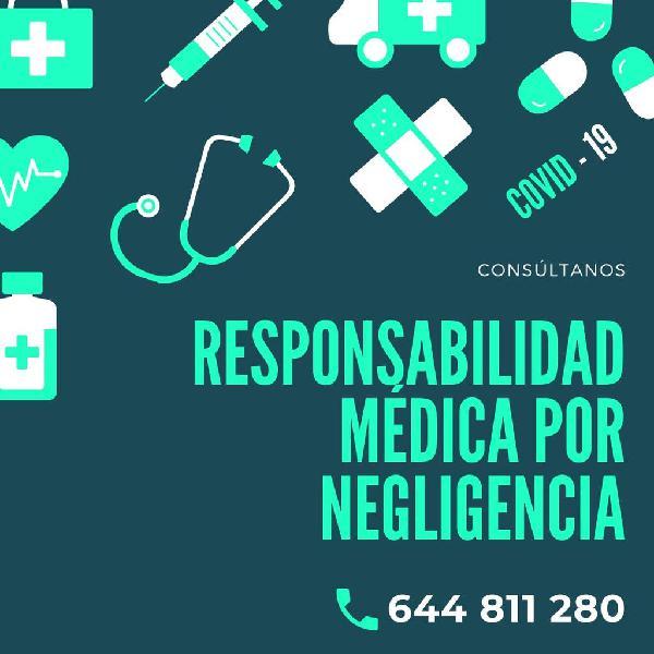 Abogado responsabilidad médica