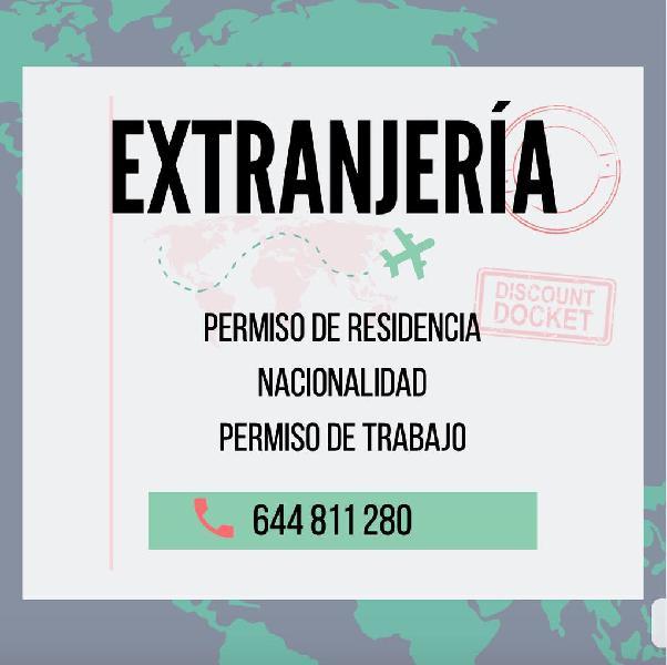 Abogado experto en extranjeria