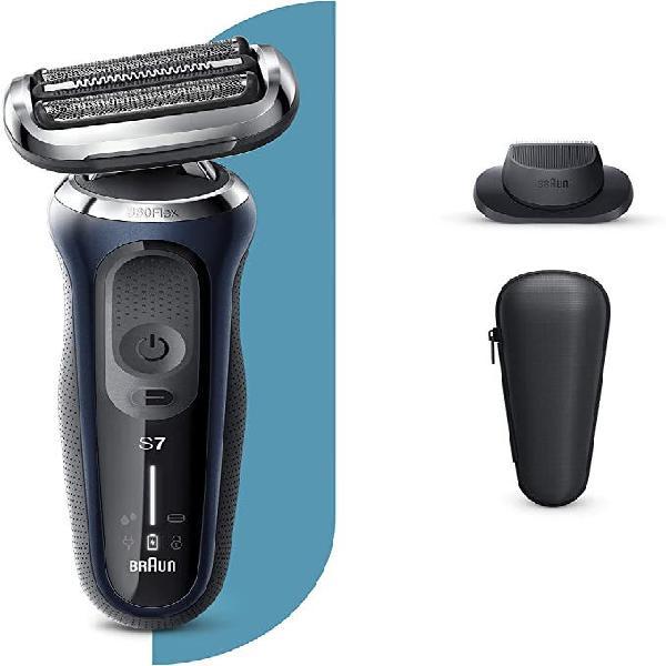 Afeitadora braun series 7 70-b1200s sin estrenar