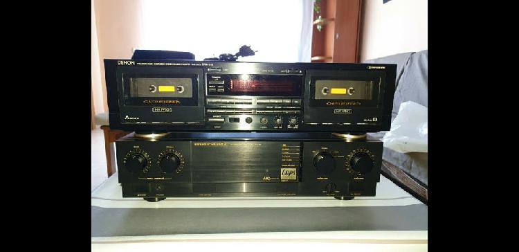 Amplificador marantz pm-25