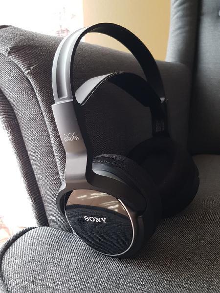 Auriculares inalámbricos sony mdr rf810r