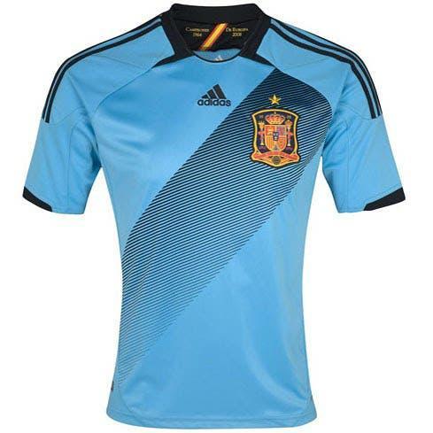 Camiseta selección española azul. m