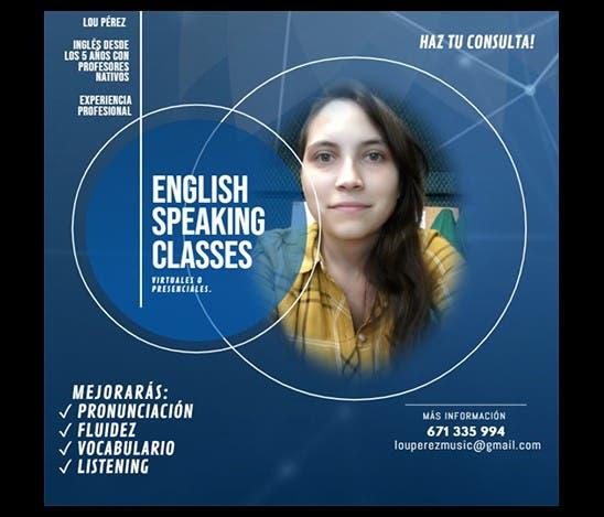 Clases de english speaking