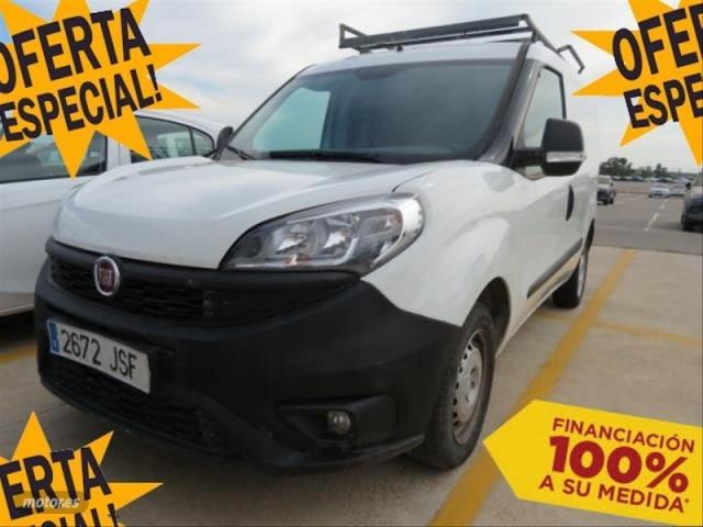 Fiat doblo cargo cargo base 1.3 multijet 75cv e5 de 2016 con