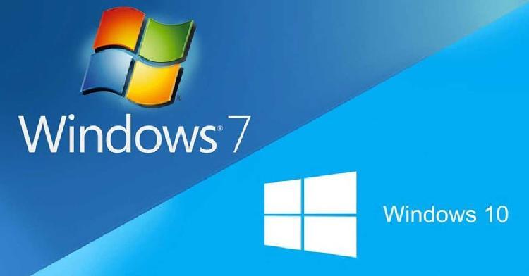 Instalación windows 7 y 10