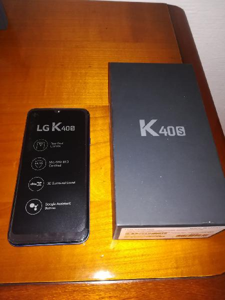 Lg k 40 s nuevo