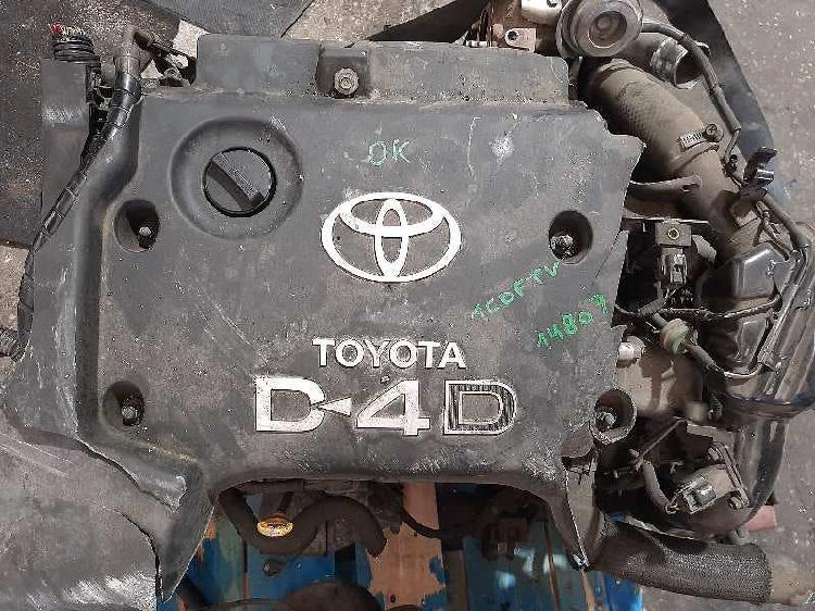 Motor completo toyota avensis berlina t 22 2.0 d4-