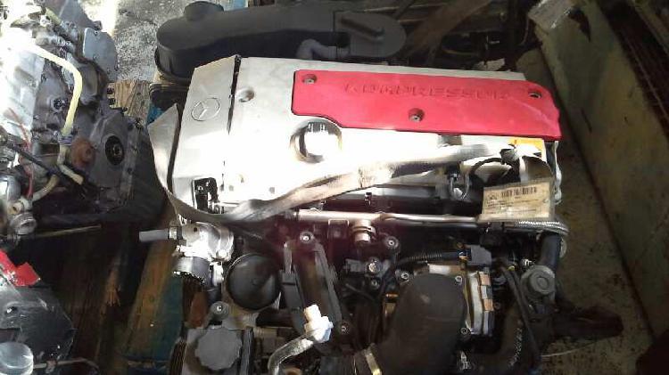 Motor mercedes-benz serie 170 roadster slk m111973
