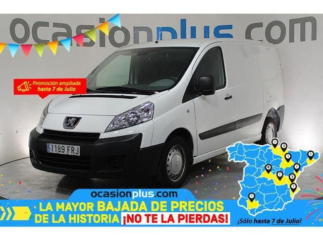 Peugeot expert furgon 2.0 hdi 227 l1h1 88 kw (120 cv)